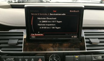 AUDI A8 3.0 TDI SPORT QUATTRO TIPTRONIC full