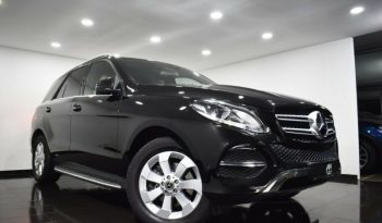 MERCEDES GLE TRIEDA 250D 4MATIC A/T full