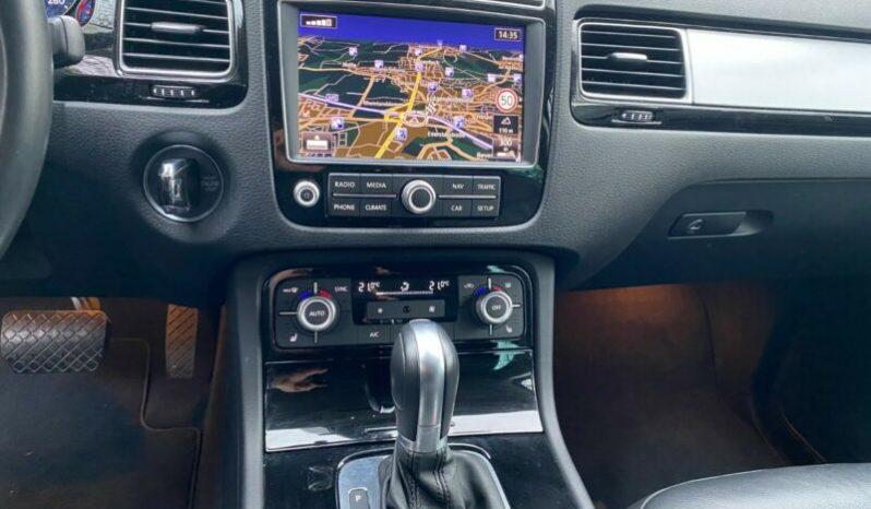 VOLKSWAGEN TOUAREG II 3.0 V6 TDI BMT 4MOTION full