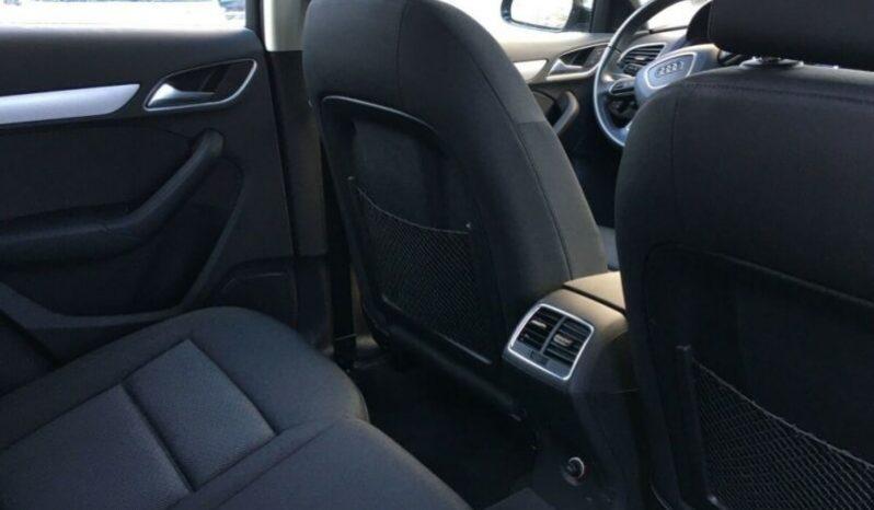 AUDI Q3 2.0 TDI 150K QUATTRO S TRONIC full