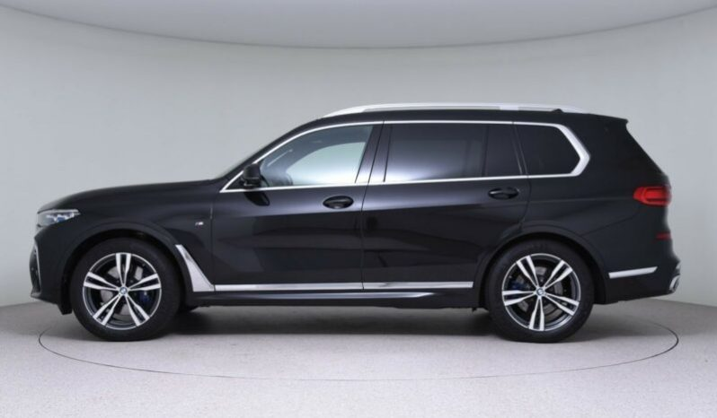 BMW X7 XDRIVE 30D M SPORT full