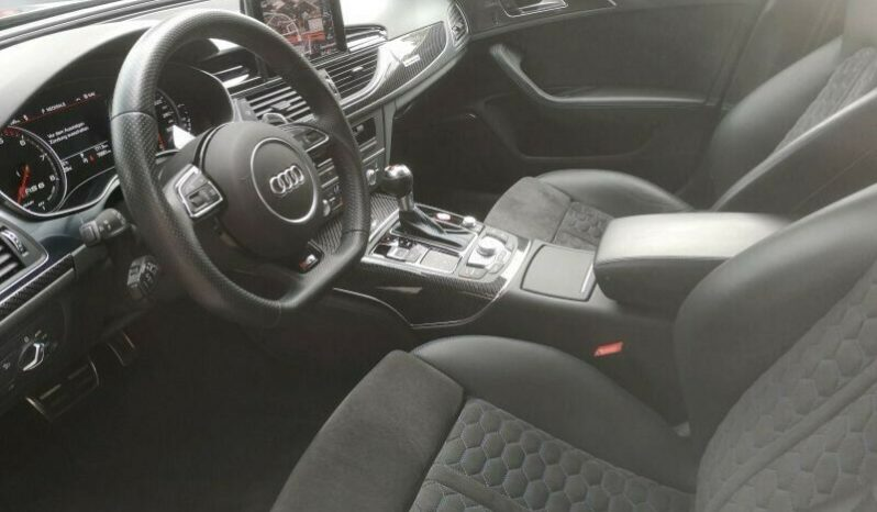 AUDI RS6 AVANT PERFORMANCE 4.0 TFSI 560K QUATTRO TIPTRONIC 8 full