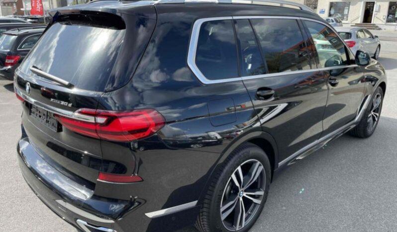 BMW X7 XDRIVE 30D M SPORT full
