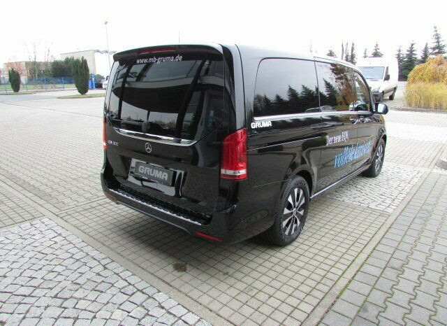 MERCEDES EQV 300 AVANTGARDE full