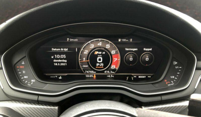 AUDI RS4 AVANT 2.9 TFSI QUATTRO DYNAMIK PAKET full