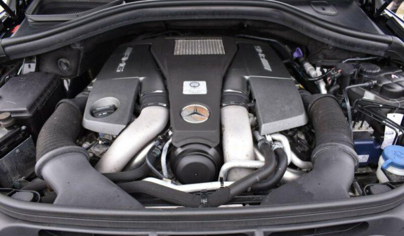 Mercedes-Benz GLE 63 AMG 4MATIC full