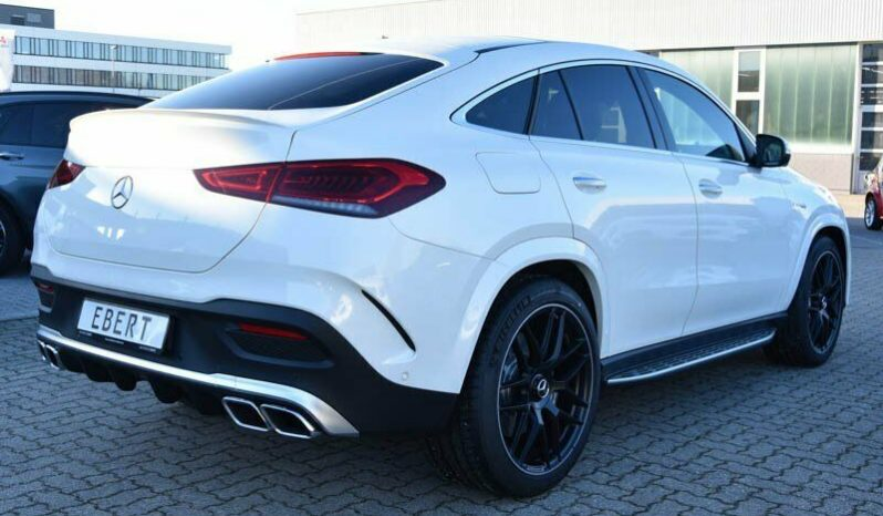 Mercedes-Benz GLE 63 AMG 4Matic-Coupe full