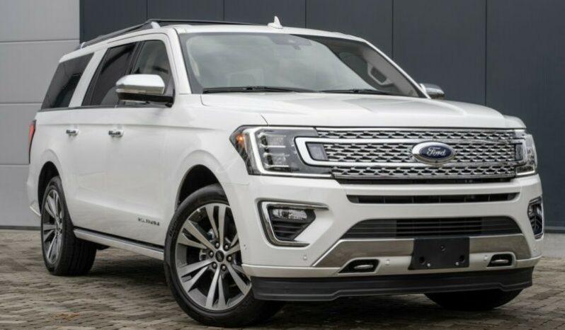 Ford Expedition MAX Platinum-2020 full