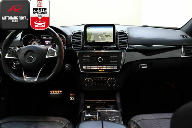 Mercedes-Benz GLE 63 AMG S 4MATIC full
