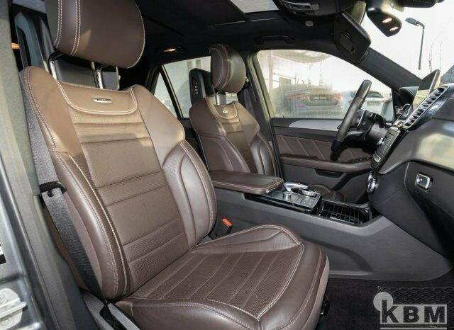 Mercedes-Benz GLE 63 S AMG 4MATIC full