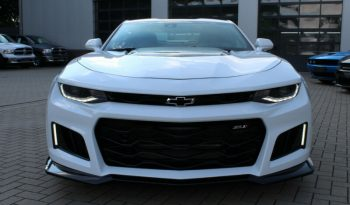 CHEVROLET CAMARO COUPE ZL1 SUPERCHARGED full
