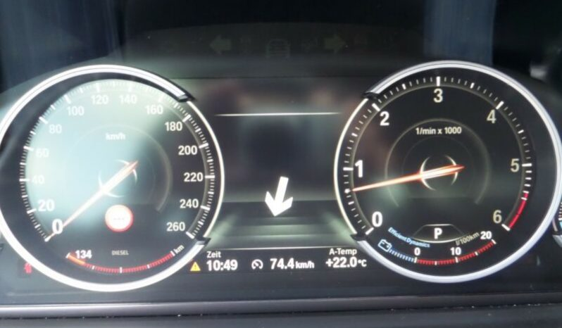 BMW RAD 5 530D xDrive full