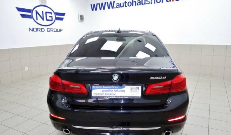 BMW RAD 5 530D LUXURY LINE A/T full