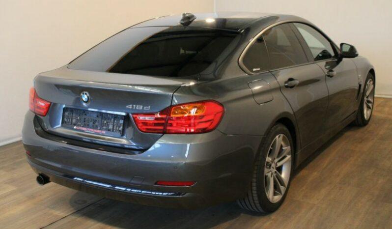 BMW RAD 4 GRAN COUPÉ 418D SPORT LINE A/T full