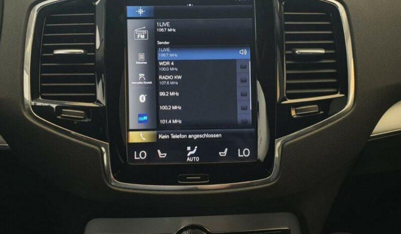 VOLVO XC90 D5 235K DRIVE-E MOMENTUM AWD A/T full