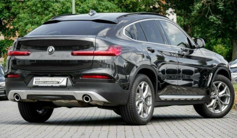 BMW X4 XDRIVE20D XLINE A/T full