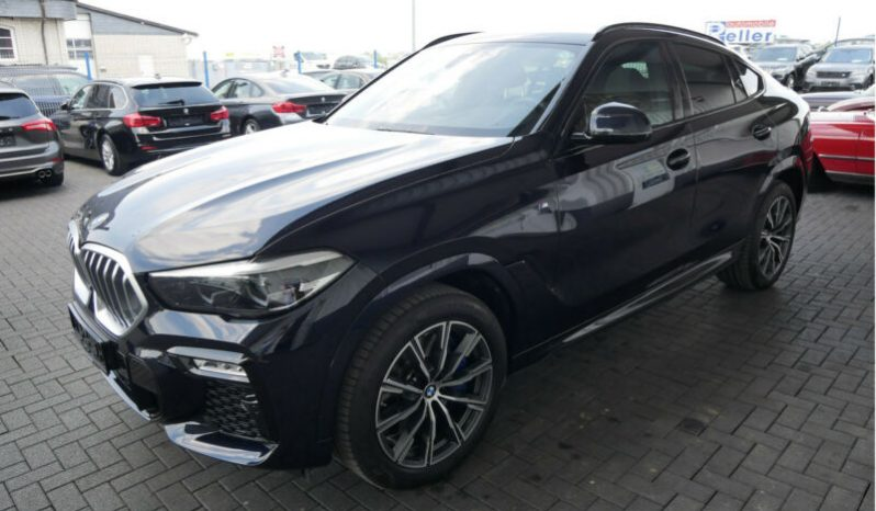 BMW X6 XDrive 30d M-Sport A/T full