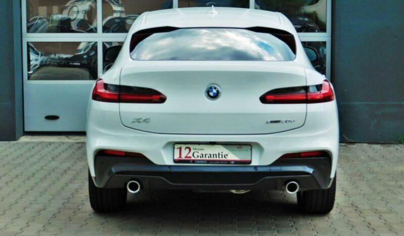 BMW X4 XDRIVE20D M-SPORT PAKET A/T full