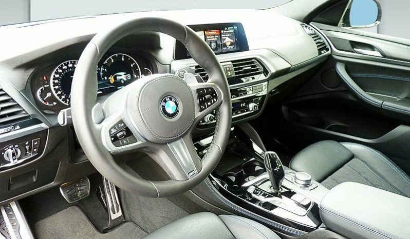 BMW X4 XDRIVE20D M-SPORT X A/T full