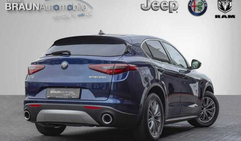 ALFA ROMEO STELVIO 2.2 JTDM 210K SUPER A/T AWD full