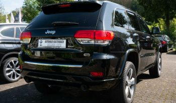 JEEP GRAND CHEROKEE 3.0L V6 TD OVERLAND A/T full