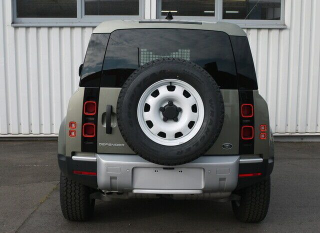 LAND ROVER DEFENDER 90 HARD TOP D200 A/T AWD full
